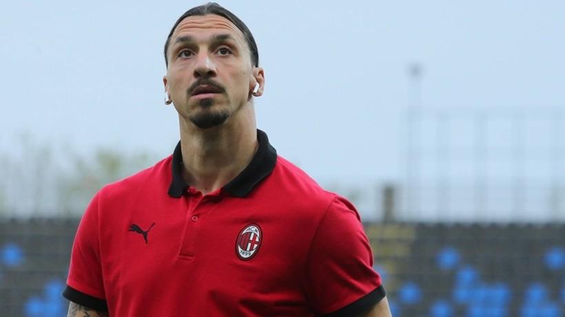 Zlatan Ibrahimovic chce grać w reprezentacji Szwecji do końca kariery
