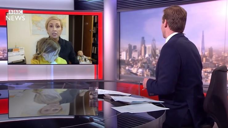 Tak wyglądałby słynny wywiad w BBC, gdyby udzielała go kobieta