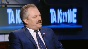 """""""Ani widelec, ani Caracale nie mogą stać na drodze porozumienia z Francją"""". Jakubiak (Kukiz '15) w """"Tak czy Nie"""""""
