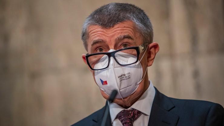 Czechy. Komuniści zerwali porozumienie z rządem. Grozi mu upadek