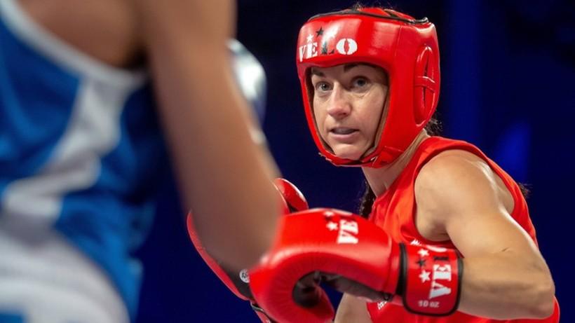 Tokio 2020: Sandra Drabik odpadła z turnieju bokserskiego