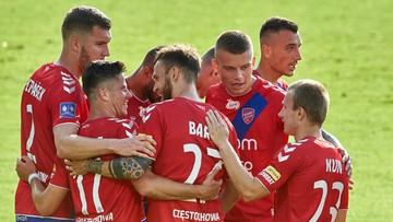 Raków Częstochowa zapewnił sobie utrzymanie w PKO BP Ekstraklasie