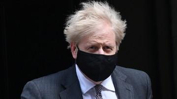 Johnson: Wielka Brytania przejmuje kontrolę nad pandemią