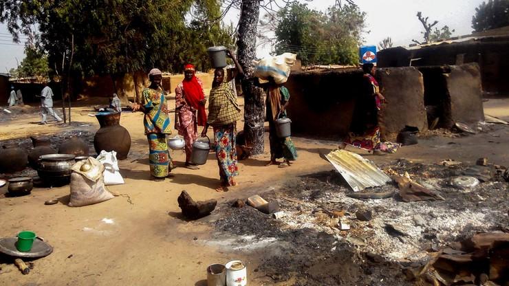 Ponad 70 ofiar zamachu w Nigerii