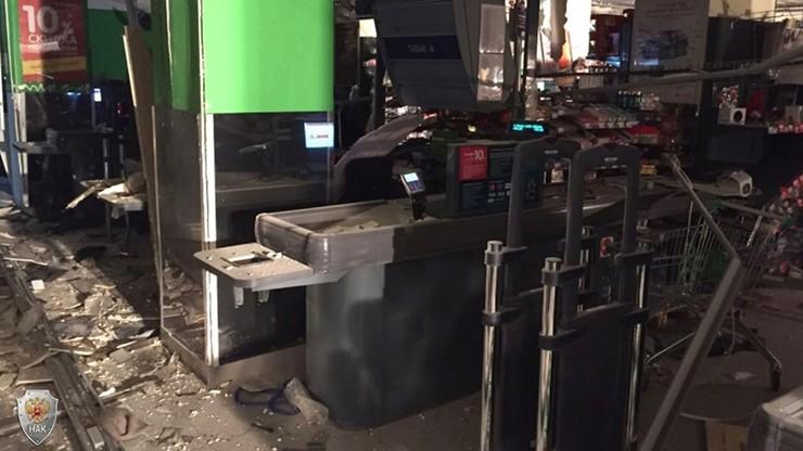 Rosyjskie służby zatrzymały domniemanego sprawcę zamachu w Petersburgu