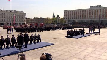 Plac Piłsudskiego w Warszawie w dyspozycji wojewody. Stołeczny ratusz podejrzewa, że stanie tam pomnik smoleński