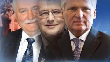 """""""Europa traci wiarę w swoje marzenia i siły"""".  List byłych polskich prezydentów do narodów UE"""