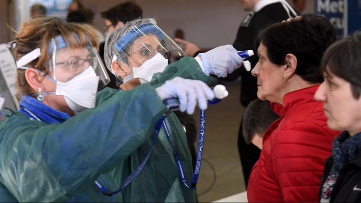Koronawirus. Ponad 3 tys. zgonów na świecie