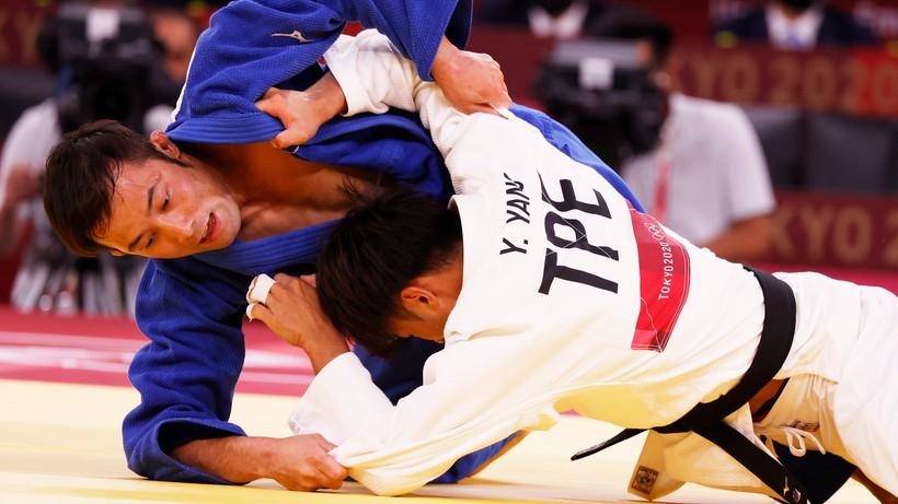 Tokio 2020: Naohisa Takato najlepszy w kategorii 60 kg, pierwsze złoto dla Japonii