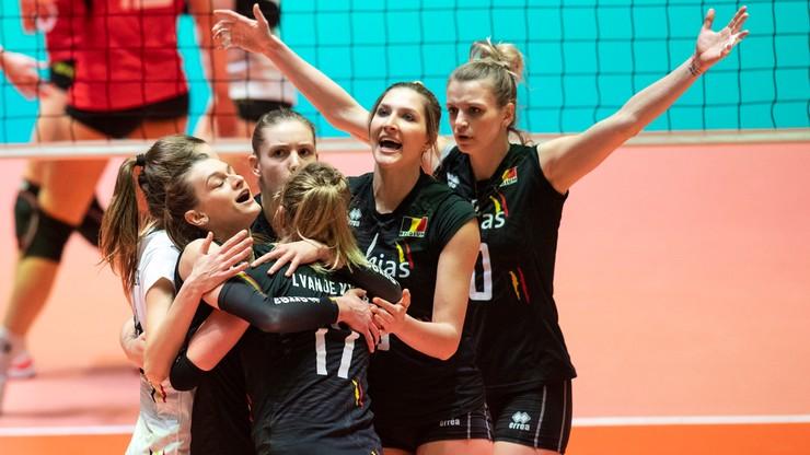 Kwalifikacje olimpijskie siatkarek: Belgia - Chorwacja. Transmisja w Polsacie Sport