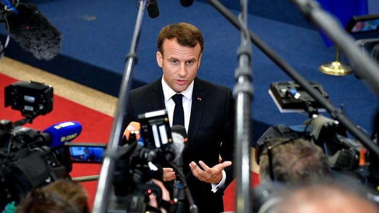 Macron chce równowagi płci na kluczowych stanowiskach w Unii Europejskiej