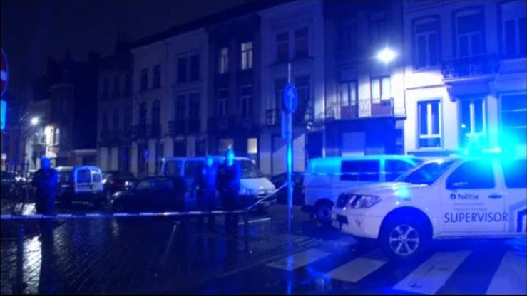 Operacje antyterrorystyczne w Brukseli. Aresztowano sześć osób