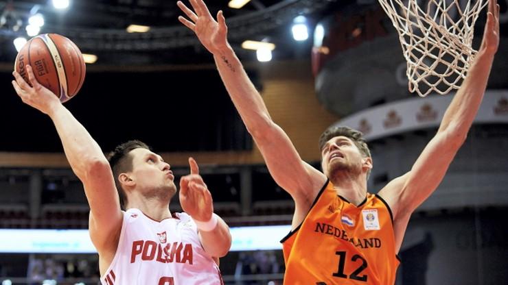 El. MŚ koszykarzy: Polska wygrała z Holandią i teraz może świętować