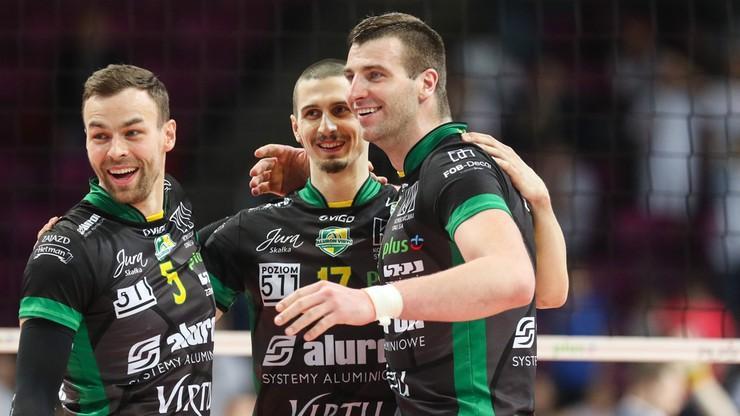 Aluron Virtu Warta Zawiercie - GKS Katowice: Transmisja w Polsacie Sport