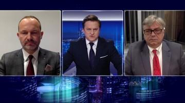 """Debata o Polsce w Europarlamencie. Kosma Złotowski i Krzysztof Hetman w """"Gościu Wydarzeń"""""""