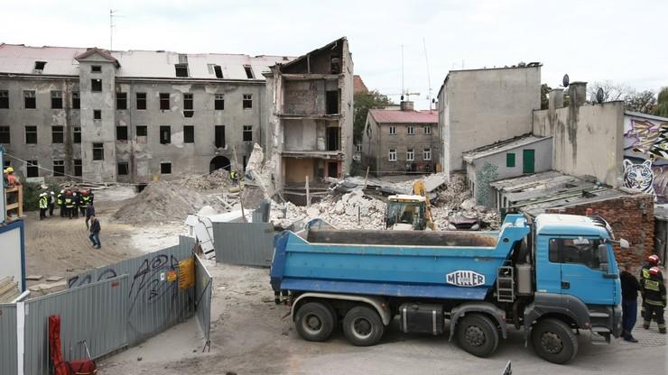 Zawalona Kamienica w Płocku