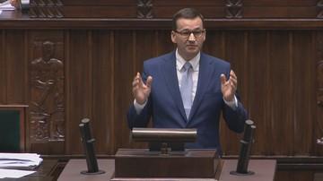 Sejm nie wysłucha informacji premiera ws. rzekomej odprawy przyznanej mu z Banku WBK