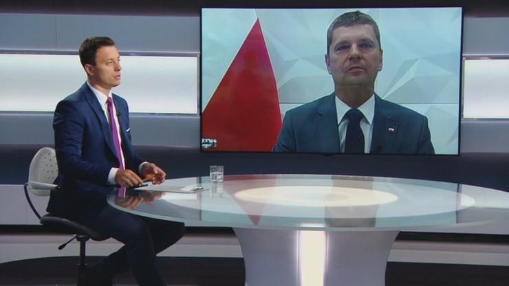 Piontkowski: dyrektor szkoły nie został samz decyzjami