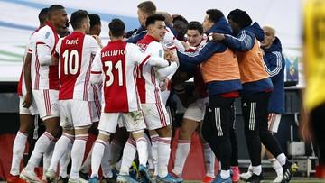 Puchar Holandii: Ajax lepszy od Vitesse w finale