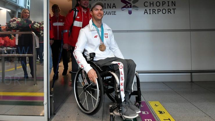 Sikorski: W nagrodę za medal może kupię sobie nowy wózek