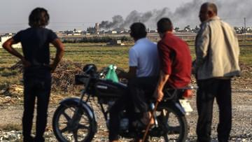 """Tureckie wojsko przeprowadziło atak na """"cywilny konwój"""". 24 osoby zginęły"""