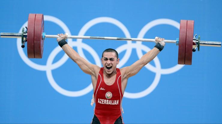 Azerski sztangista stracił medal igrzysk w Londynie