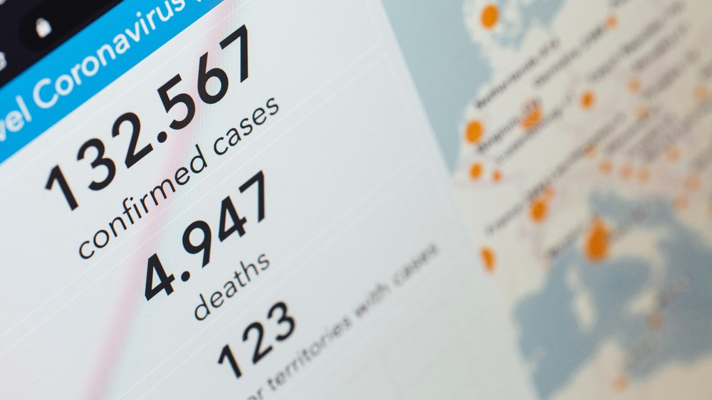 Nowe badania mówią o prawie 7 milionach zgonów z powodu COVID-19