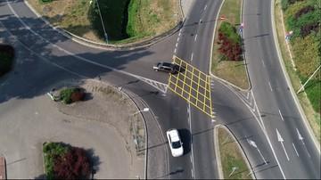 """Kierowcy już mają kłopoty z yellow boxami. """"Niektórzy muszą się chyba podszkolić"""""""
