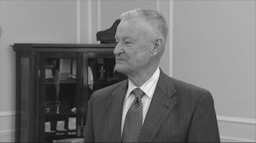 """""""Był wybitnym Polakiem"""". Prezydent Andrzej Duda żegna prof. Brzezińskiego"""