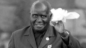 Nie żyje Kenneth Kaunda, ojciec niepodległości i prezydent Zambii