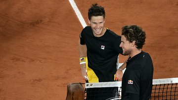 Pięć godzin walki! Kapitalny spektakl w ćwierćfinale French Open