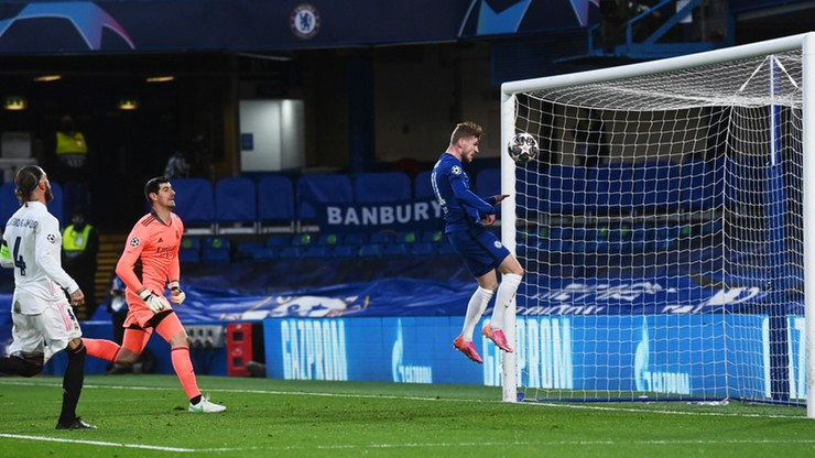 Liga Mistrzów: Chelsea - Real Madryt. Skrót meczu (WIDEO) - Polsat Sport