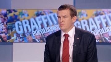 """""""Związki sportowe duszą potencjał polskiego sportu"""". Bańka w Polsat News"""