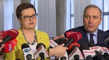"""""""To zły symbol tych rządów""""; """"sprawa niespotykana od czasów PRL"""". Opozycja o zatrzymaniu Frasyniuka"""