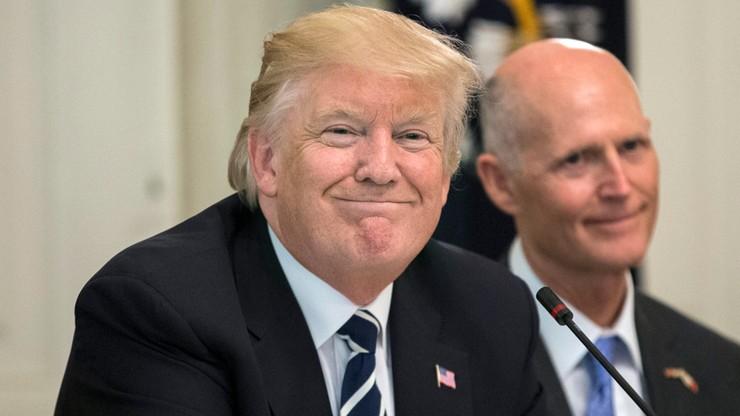 Podróż zagraniczna Trumpa nie poprawiła jego notowań. Wynik najgorszy w historii badań