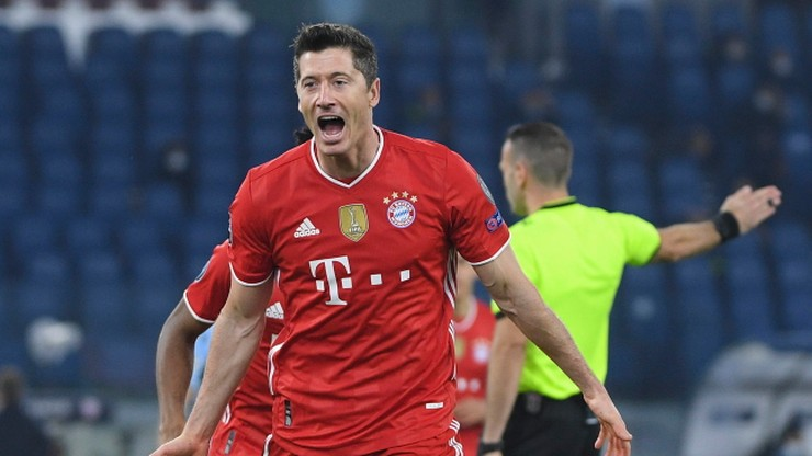 Skrót meczu Lazio - Bayern Monachium (WIDEO)