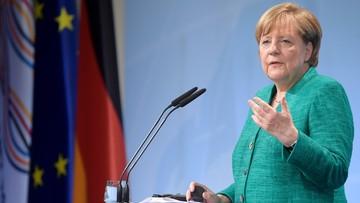 """""""Rynki muszą być otwarte"""" - Merkel po szczycie G20"""