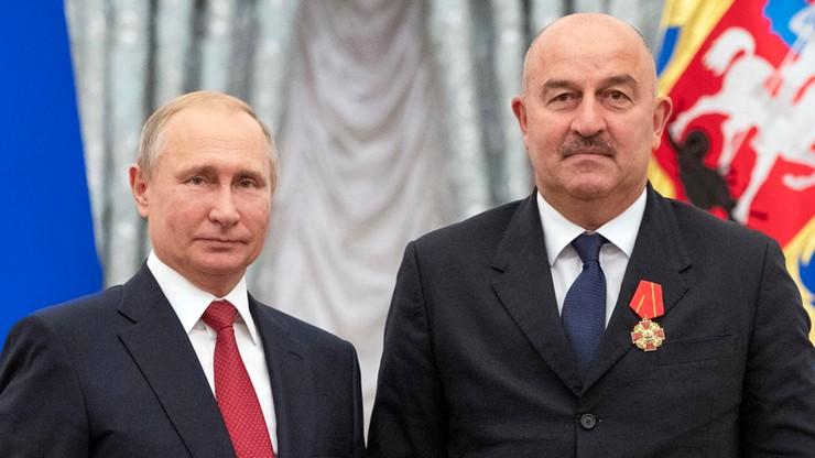 Czerczesow zabronił piłkarzom napić się z Putinem!