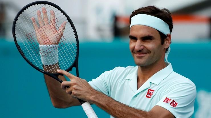 French Open: Awans Federera do 1/8 finału w jego 400. wielkoszlemowym meczu