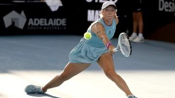 WTA w Dubaju: Wypoczęta Iga Świątek szykuje się do debiutanckiego występu