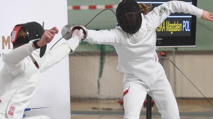 Tokio 2020: Szermierze rozpoczynają olimpijskie kwalifikacje