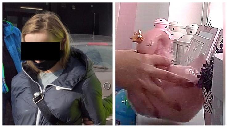 Lublin. Zatrudniła się do sprzątania. Wpadła na kradzieży pieniędzy ze skarbonki dziecka [WIDEO]
