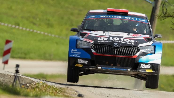 Rajd Chorwacji: Kajetan Kajetanowicz zwyciężył w WRC3