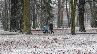 05.01.2021 00:00 Pierwszy śnieg w 2021 roku