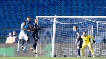 Juventus zremisował z Lazio po golu w samej końcówce
