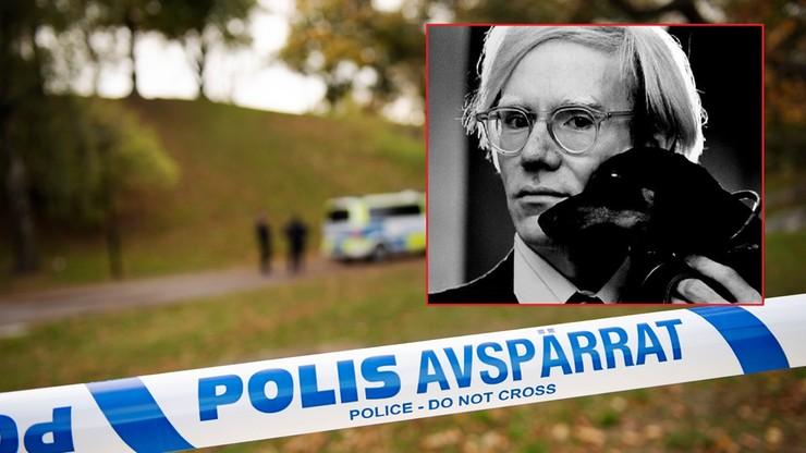 Policjanci szukali narkotyków. Odkryli dzieła Picassa i Warhola