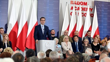 Morawiecki: Radom padł ofiarą mitu neoliberalnego