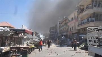 """""""Wzmocni reżim"""" - bojownicy o warunkach rozejmu w Syrii"""