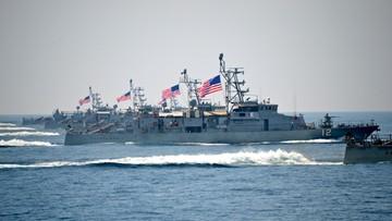 Okręt USA oddał strzały ostrzegawcze w Zatoce Perskiej