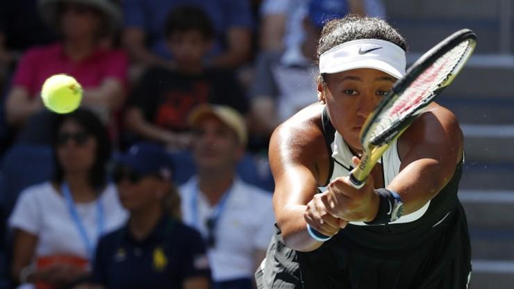 US Open: Osaka za mocna dla Linette